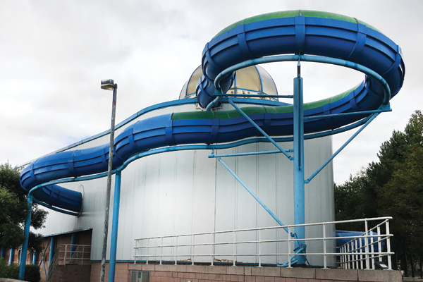 Levenmouth Swimming Pool and Sports Centre