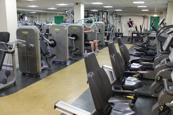 Cowdenbeath Gym