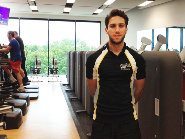 Michael Woods Sports And Leisure Centre Gym Fife Sports