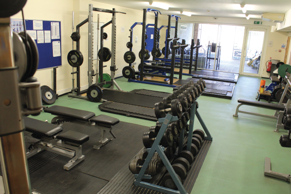 Pitreavie Strength and Conditioning Suite