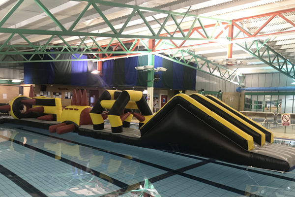 Pool inflatable party cowdenbeath