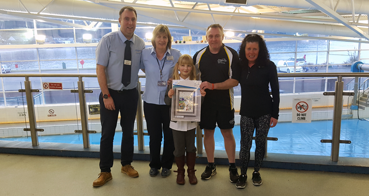 Beacon Leisure Centre, celebrates 21 years